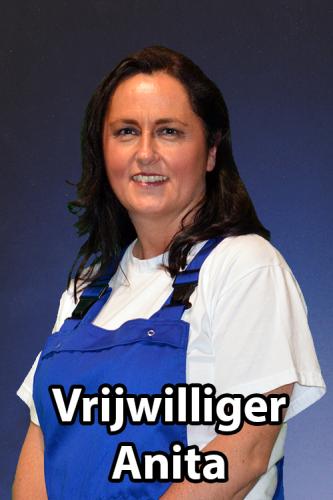 Vrijwilliger Anita